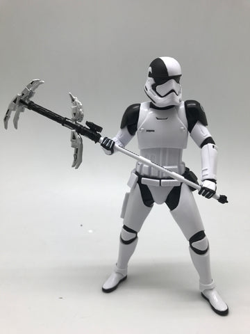 Jamma Star Wars The Last Jedi Executioner