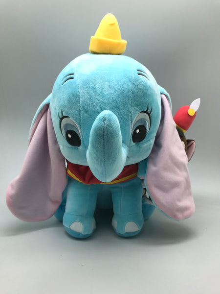 "Disney Dumbo & Timothy Mouse 14"" plush"