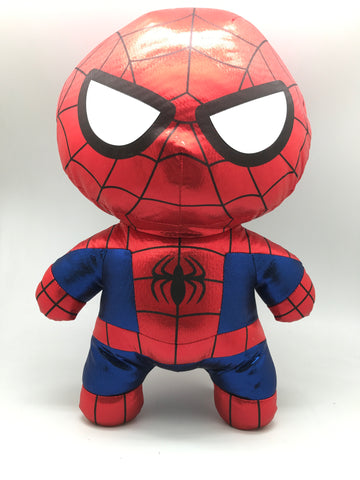 "Marvel Kawaii Spiderman 14"" Plush (Shiny)"