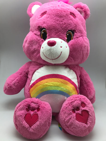 "Care Bear 19"" Plush - Cheer Bear"