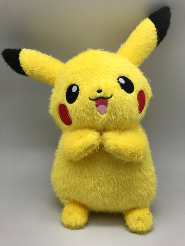 "Pokemon Sun & Moon Pikachu Soft Toy (13"")"