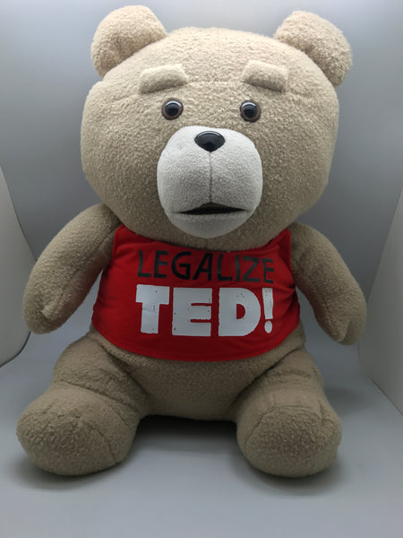 "Ted 2 XL 19"" Plush - Legalize Ted"