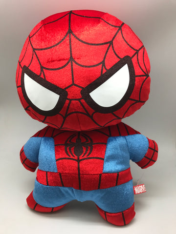 "Marvel Kawaii Spiderman 14"" Plush (Fluffy)"