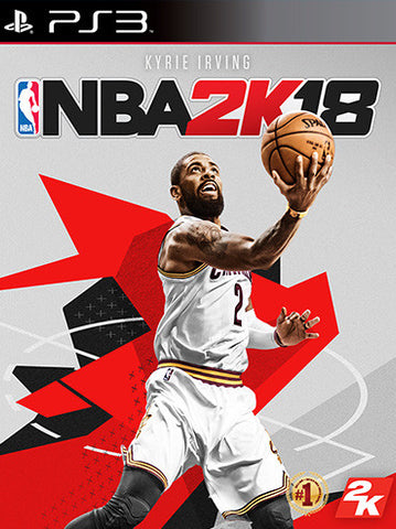 NBA 2K18 PS3 (Standard Edition)