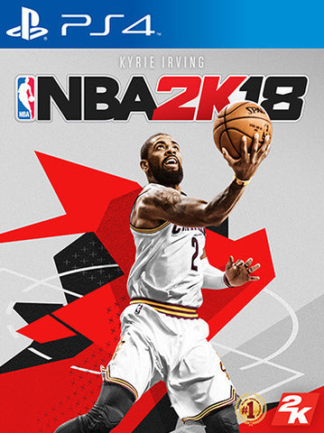 NBA 2K18 PS4 (Standard Edition)