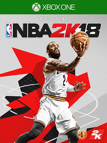 NBA 2K18 Xbox One (Standard Edition)