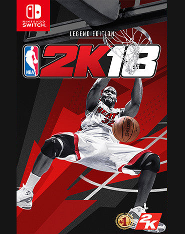 NBA 2K18 Switch (Legend Edition)