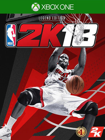 NBA 2K18 Xbox One (Legend Edition)