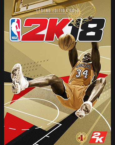 NBA 2K18 Xbox One (Legend Gold Edition)
