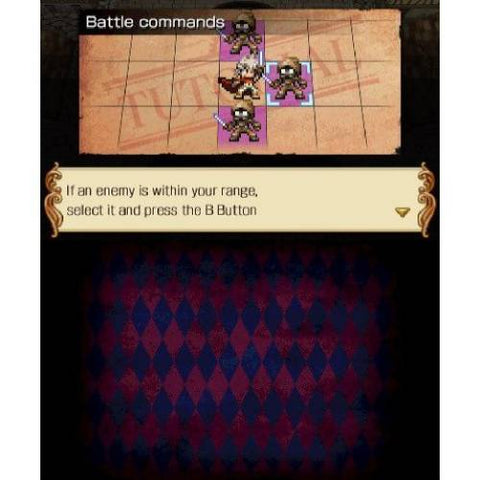 3DS Langrisser: Re:Incarnation Tensei