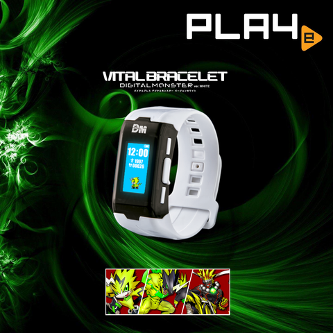Vital Bracelet - Digital Monster Version