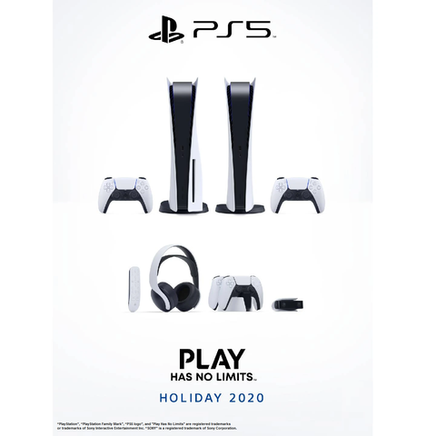 (PS5) PlayStation 5 (Pre Order)
