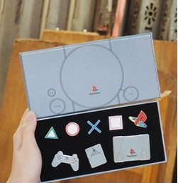 PlayStation 1 Pin Collection