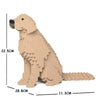 JEKCA Golden Retriever 03S-M03