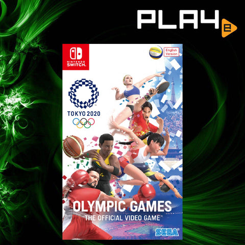 Nintendo Switch Olympic Games Tokyo 2020: The Official Video Game