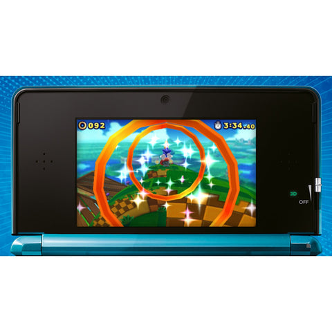 3DS Sonic Lost World