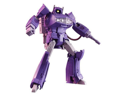 MP-29 Masterpiece Destron Laserwave (Shockwave)