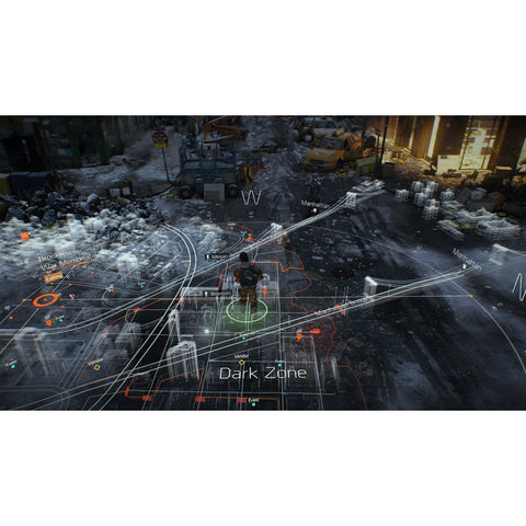 PS4 Tom Clancy's The Division (R1)