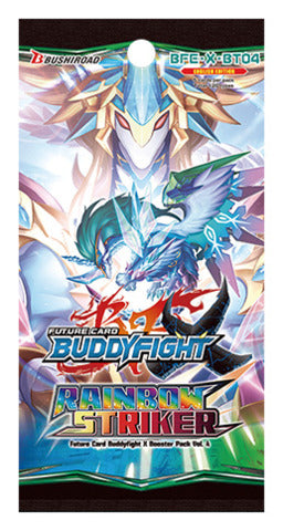 Future Card Buddyfight X Booster set 4 BFE-X-BT04 (EN)