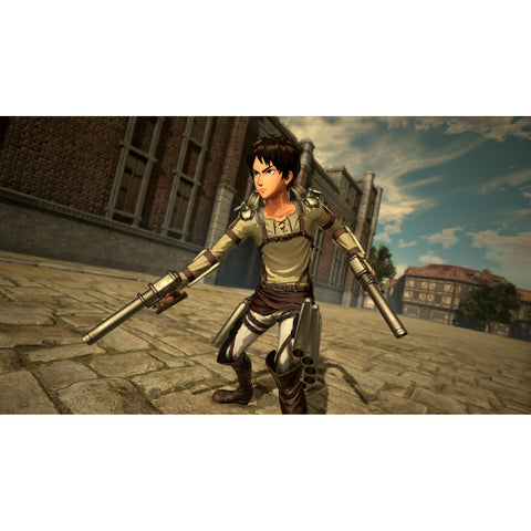 Nintendo Switch Attack On Titan 2 Final Battle