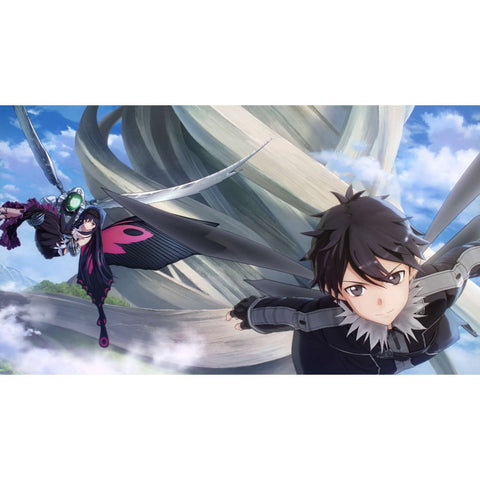 PS4 Accel World Vs. Sword Art Online: Millennium Twilight (Chinese Subtitle)