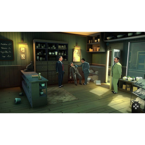 PS4 Agatha Christie's The Abc Murders