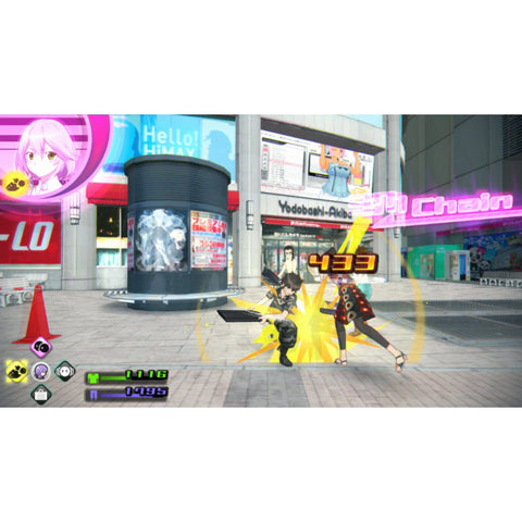 PS4 Akiba's Trip : Undead & Undressed (R3)