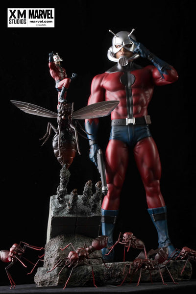 XM Studios 1/4 Ant Man (without Coin)(Sale)