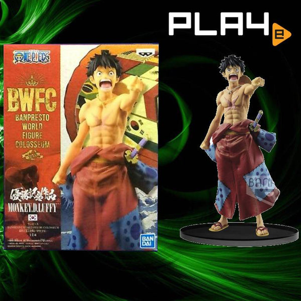 Craneking  BWFC One Piece Colosseum 2 Special Luffy