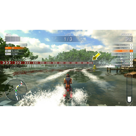 Nintendo Switch Aqua Moto Racing Utopia