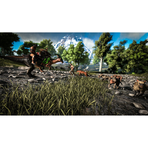 PS4 ARK Survival Evolved (ENG)
