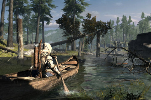 XBox One Assassin's Creed III Liberation HD Remastered