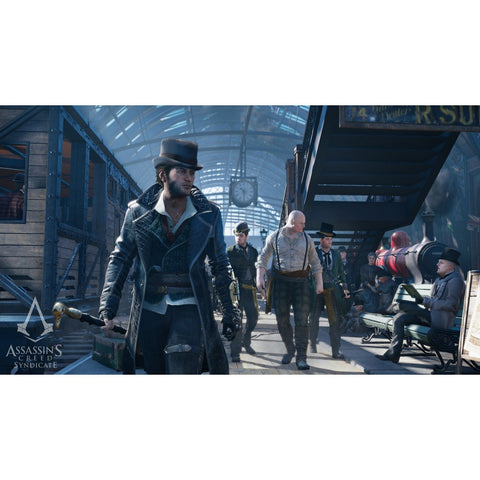 PS4 Assassin's Creed Syndicate (R1)