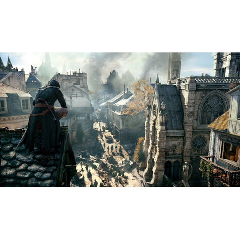 PS4 Assassin's Creed Unity