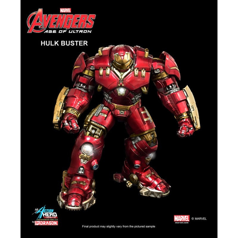 Action Hero Vignette Avengers -Age of Ultron Hulk Buster