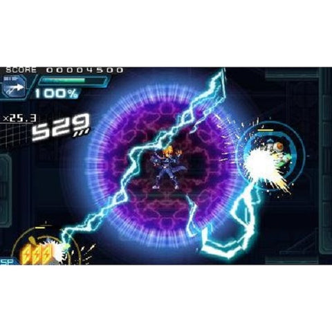 3DS Azure Striker Gunvolt: Striker Pack