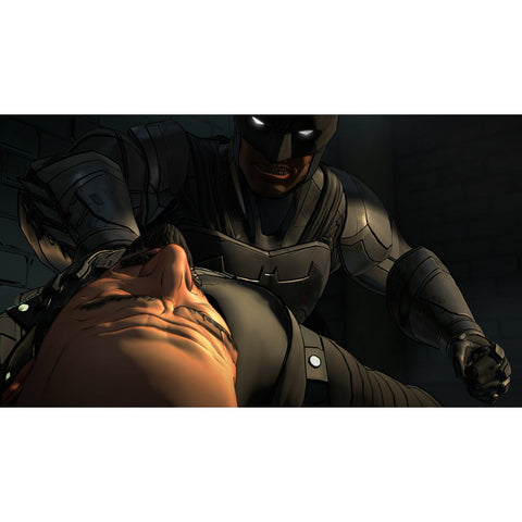 PS4 Batman The Telltale Series Enemy Within
