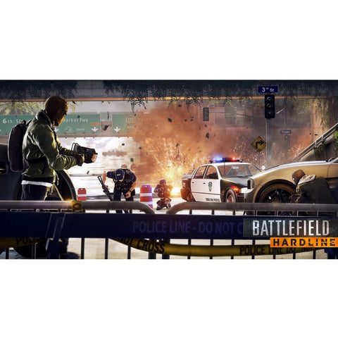 PS3 Battlefield: Hardline