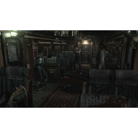 PS4 Resident Evil Origins Collection (R3)