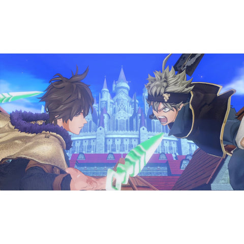 PS4 Black Clover Quartet Knights (R3)