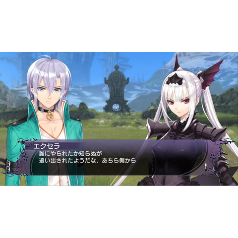 PS4 Blade Arcus Rebellion from Shining (Chinese)