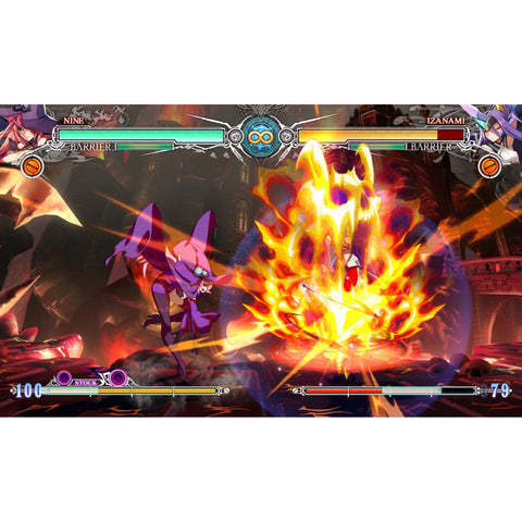 PS4 Blazblue Central Fiction (R2)