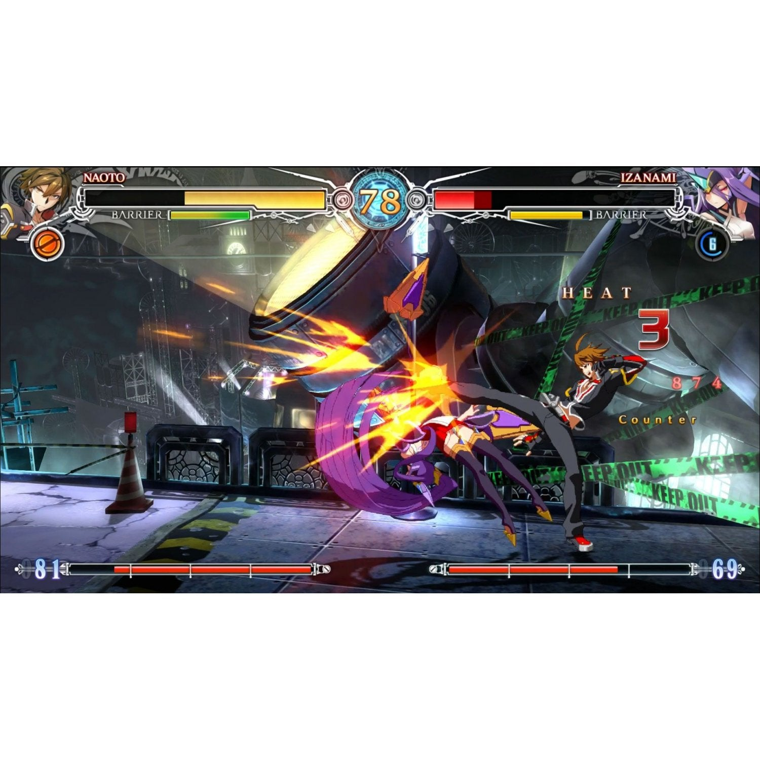 Nintendo Switch Blazblue Central Fiction Special Edition | PLAYe