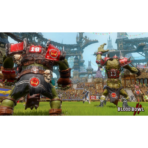 PS4 Blood Bowl 2