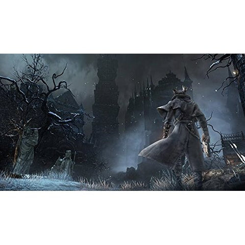 PS4 Bloodborne The Old Hunters Edition (R3)
