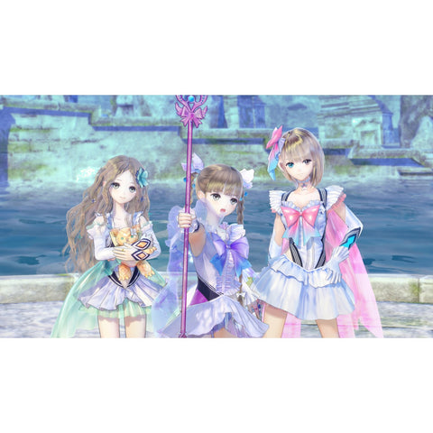PS4 Blue Reflection (EU)