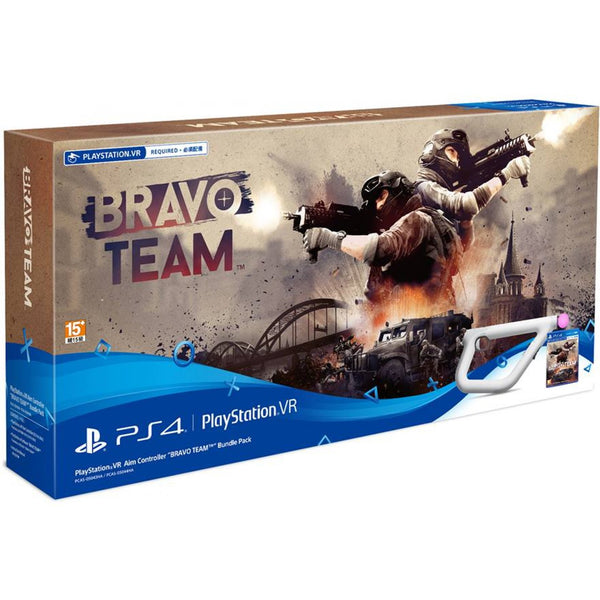 PS4 VR Bravo Team Aim Bundle Pack (R3 English)