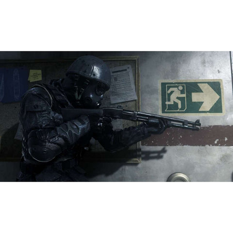 XBOX One Call of Duty Modern Warfare Remastered