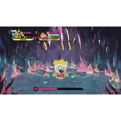 Nintendo Switch Cartoon Network Battle Crashers