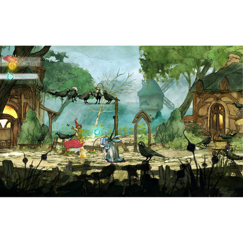 Nintendo Switch Child of Light & Valiant Hearts Pack